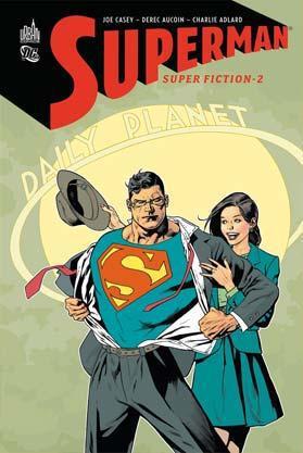 SUPERMAN SUPER FICTION T2