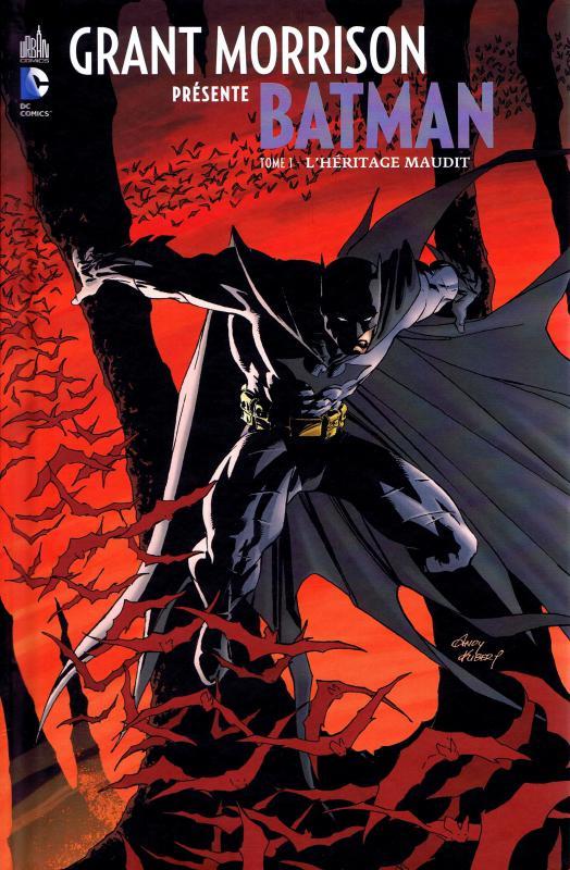 GRANT MORRISON PRESENTE BATMAN T1