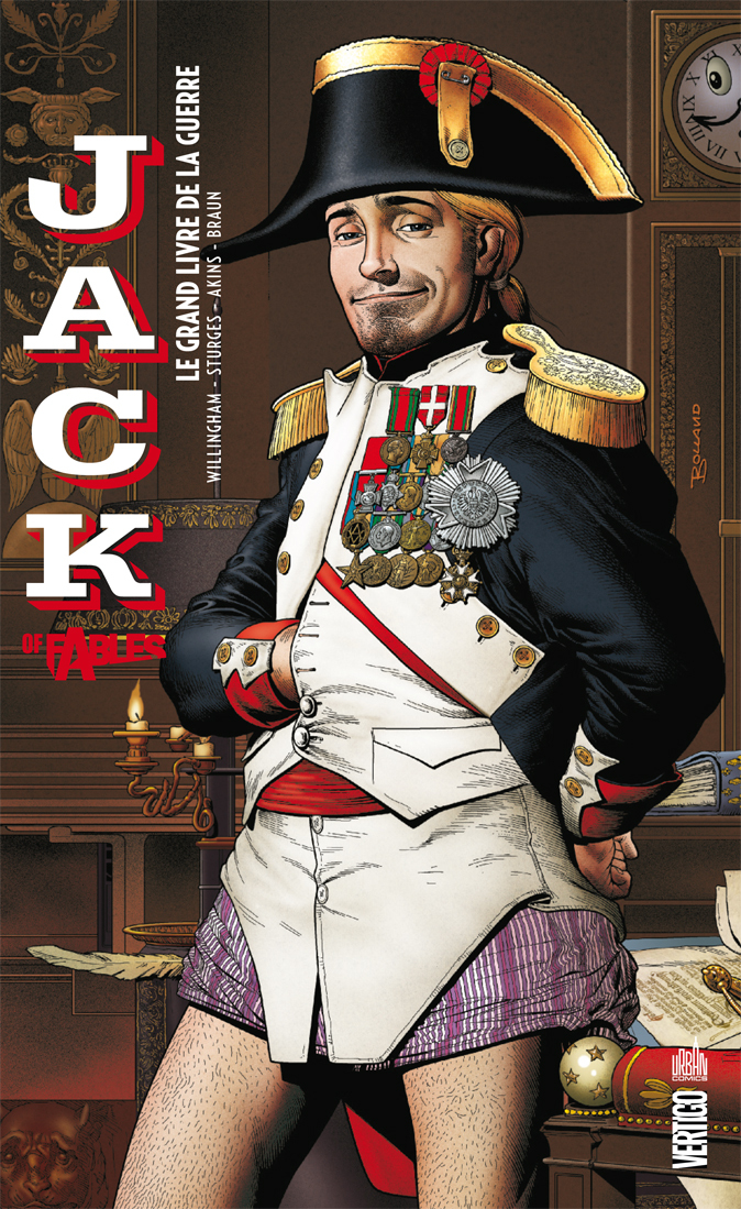 JACK OF FABLES T6