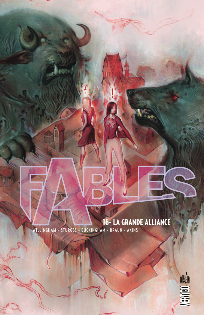 FABLES T16