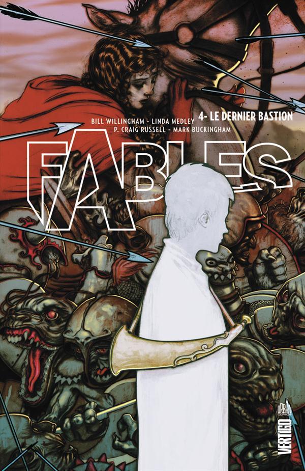 VERTIGO CLASSIQUES - FABLES T4