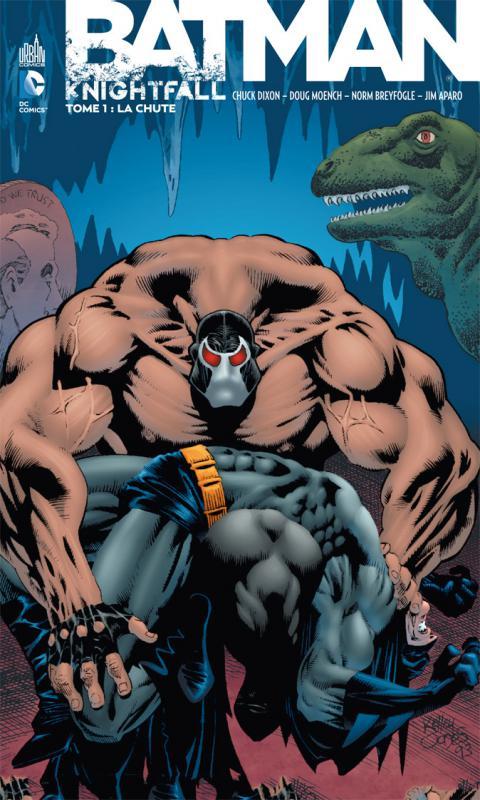 BATMAN KNIGHTFALL T1 LA CHUTE - DC CLASSIQUES