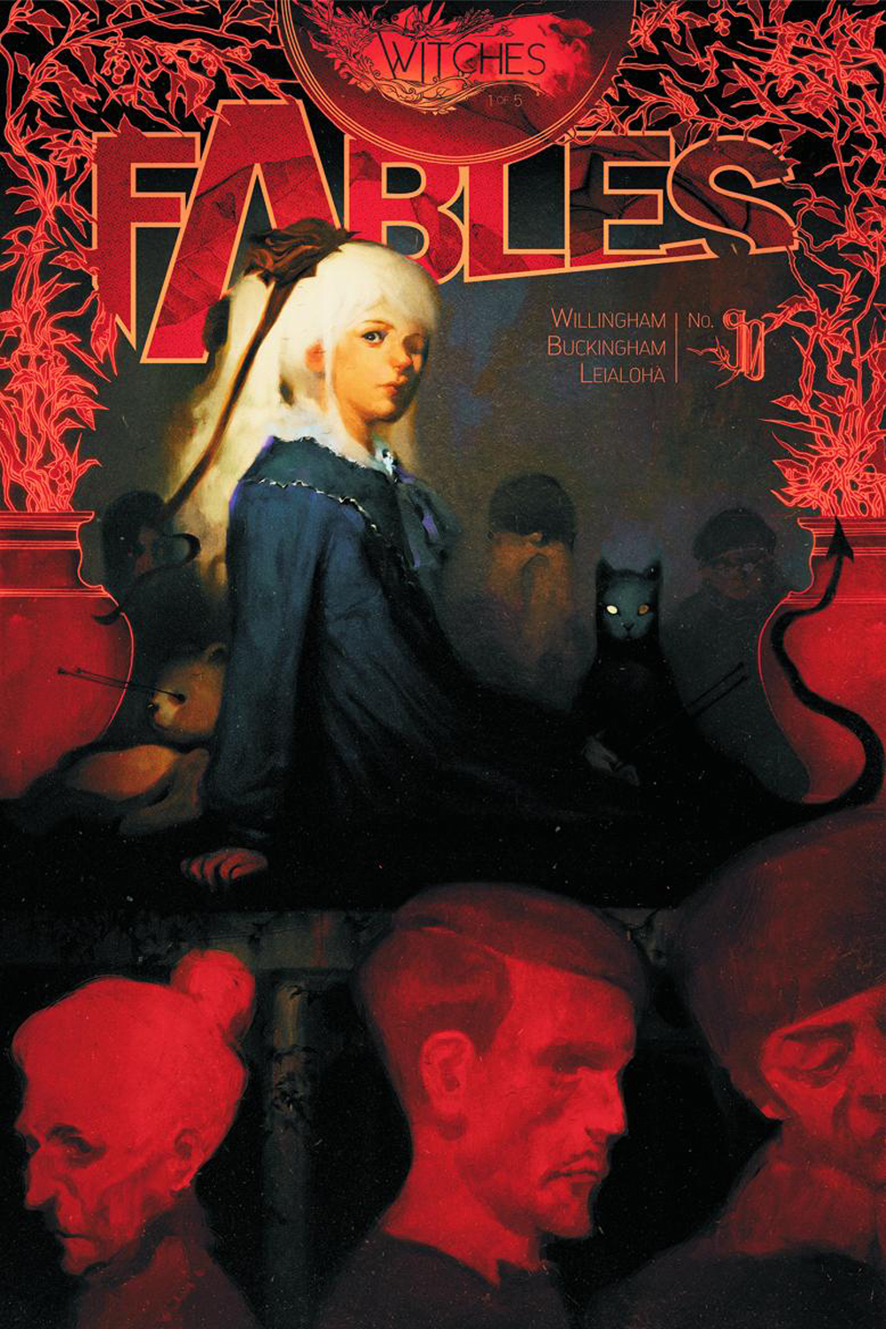 FABLES T17