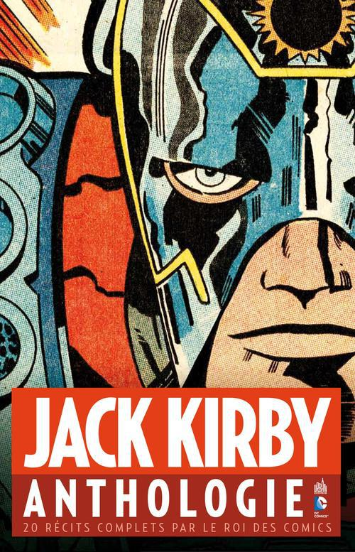 JACK KIRBY ANTHOLOGIE - DC ANTHOLOGIE
