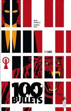 VERTIGO CLASSIQUES - 100 BULLETS T7