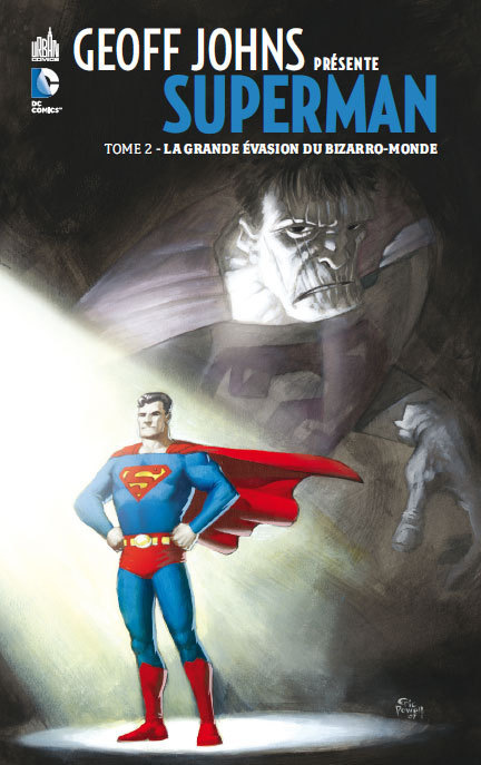 GEOFF JOHNS PRESENTE SUPERMAN T2