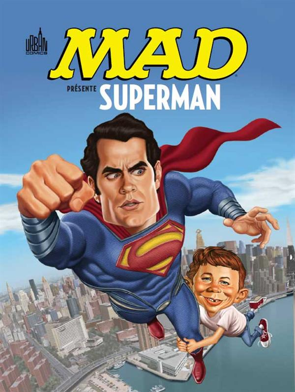 MAD PRESENTE SUPERMAN T1