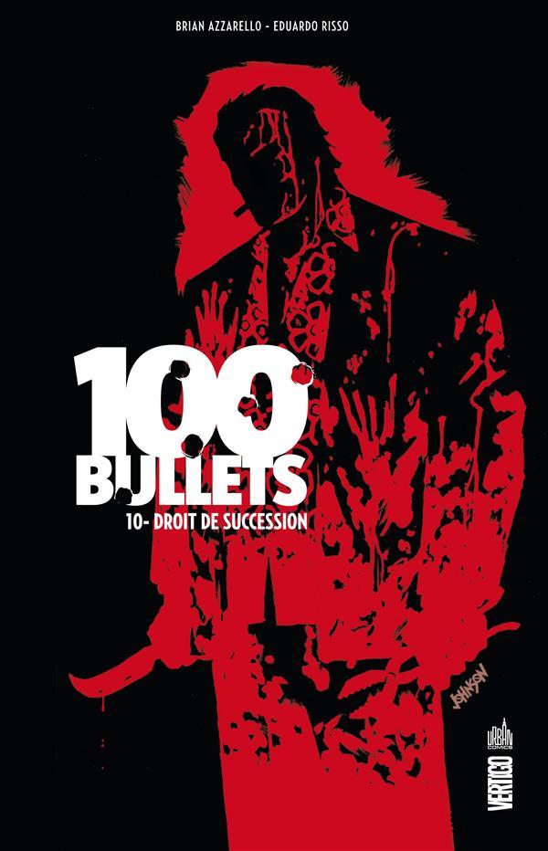 VERTIGO CLASSIQUES - 100 BULLETS T10
