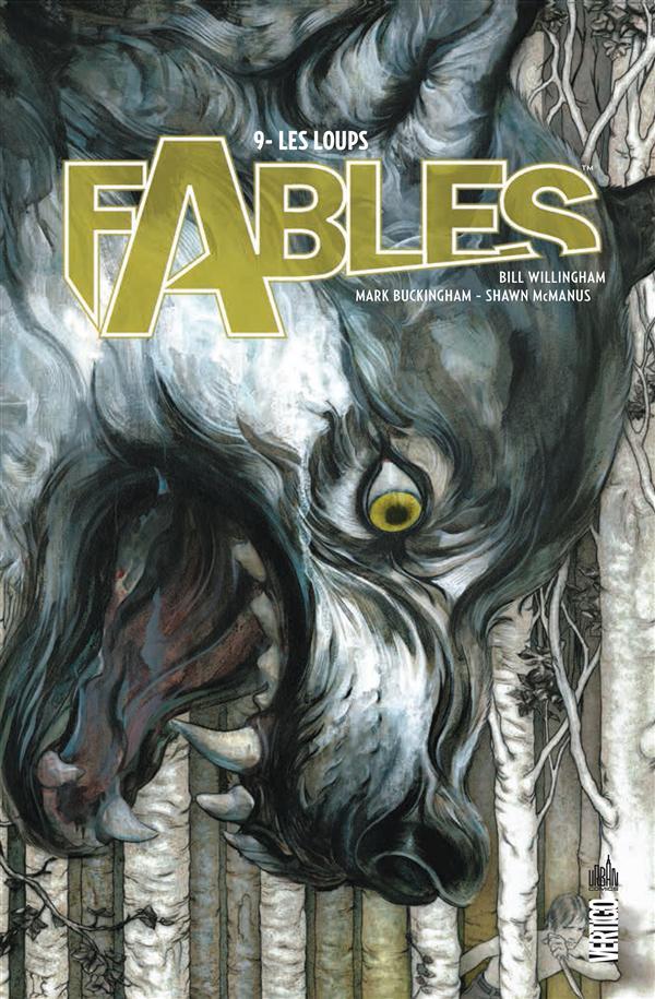 VERTIGO CLASSIQUES - FABLES T9