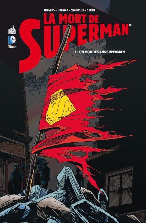 LA MORT DE SUPERMAN T1