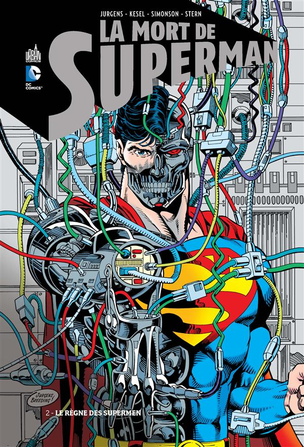 LA MORT DE SUPERMAN T2