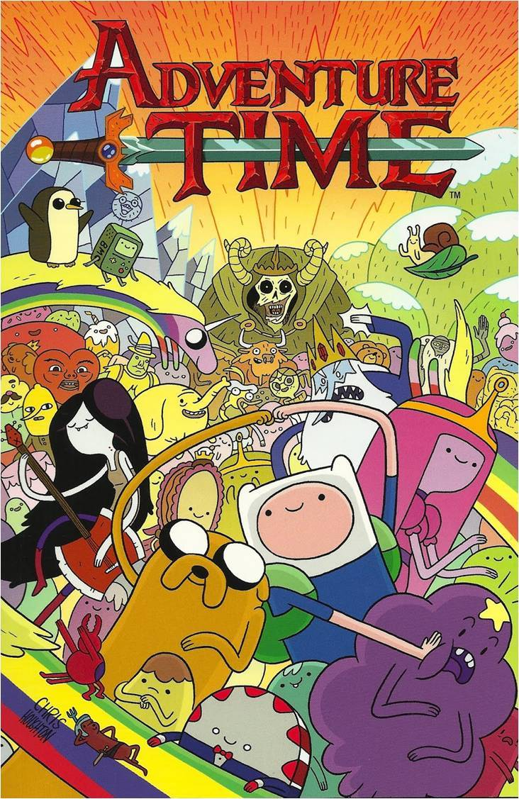 ADVENTURE TIME T1