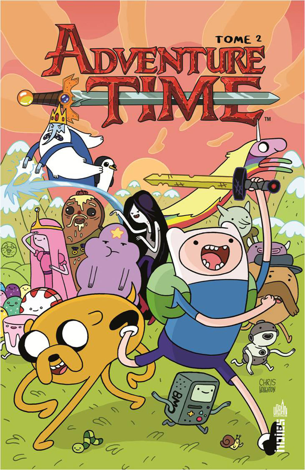 ADVENTURE TIME T2