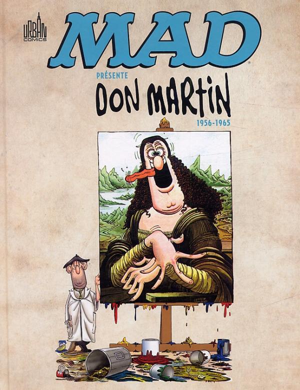 MAD AUTEUR DON MARTIN T1