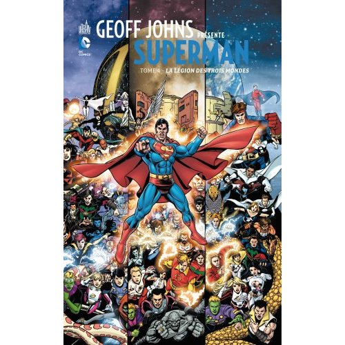 GEOFF JOHNA PRESENTE SUPERMAN T4