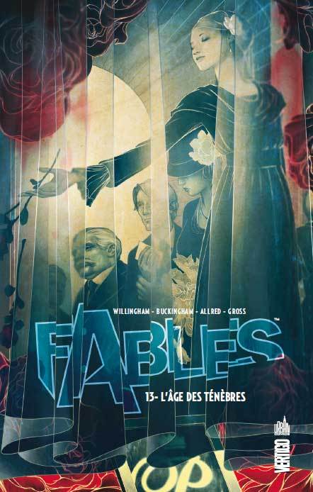FABLES T13