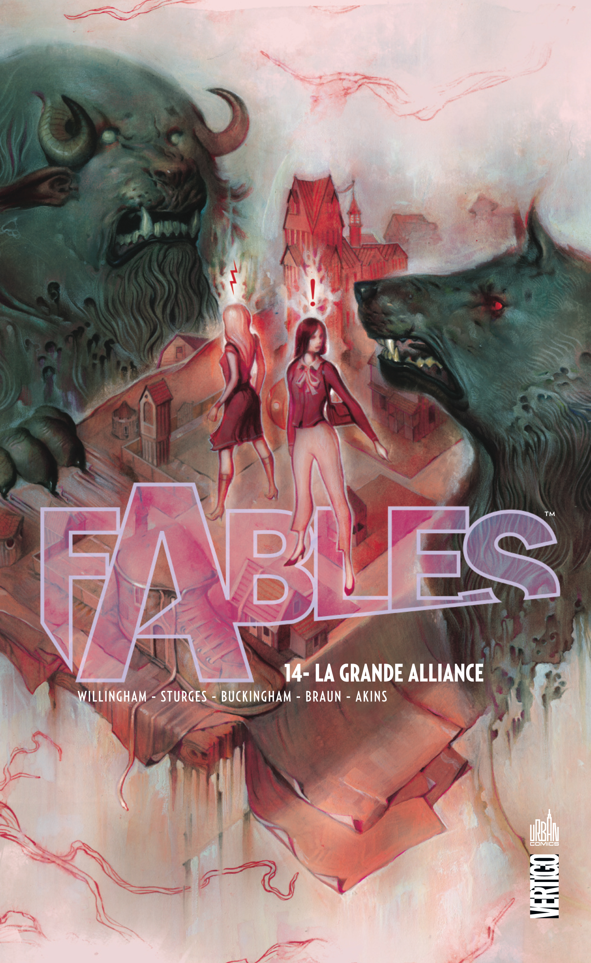 FABLES T14