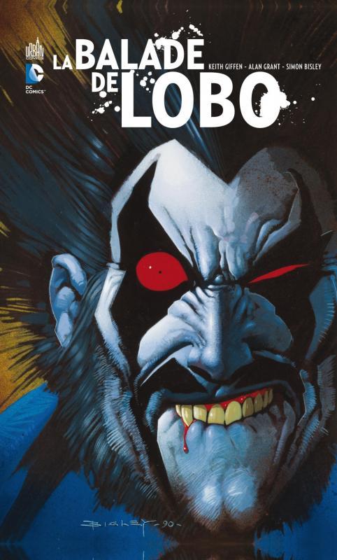 LA BALADE DE LOBO - DC NEMESIS