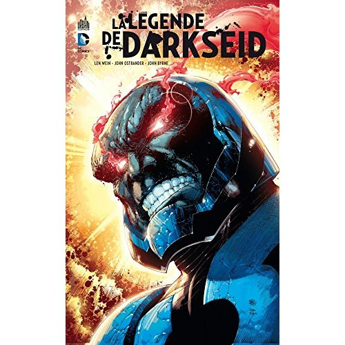 LA LEGENDE DE DARKSEID