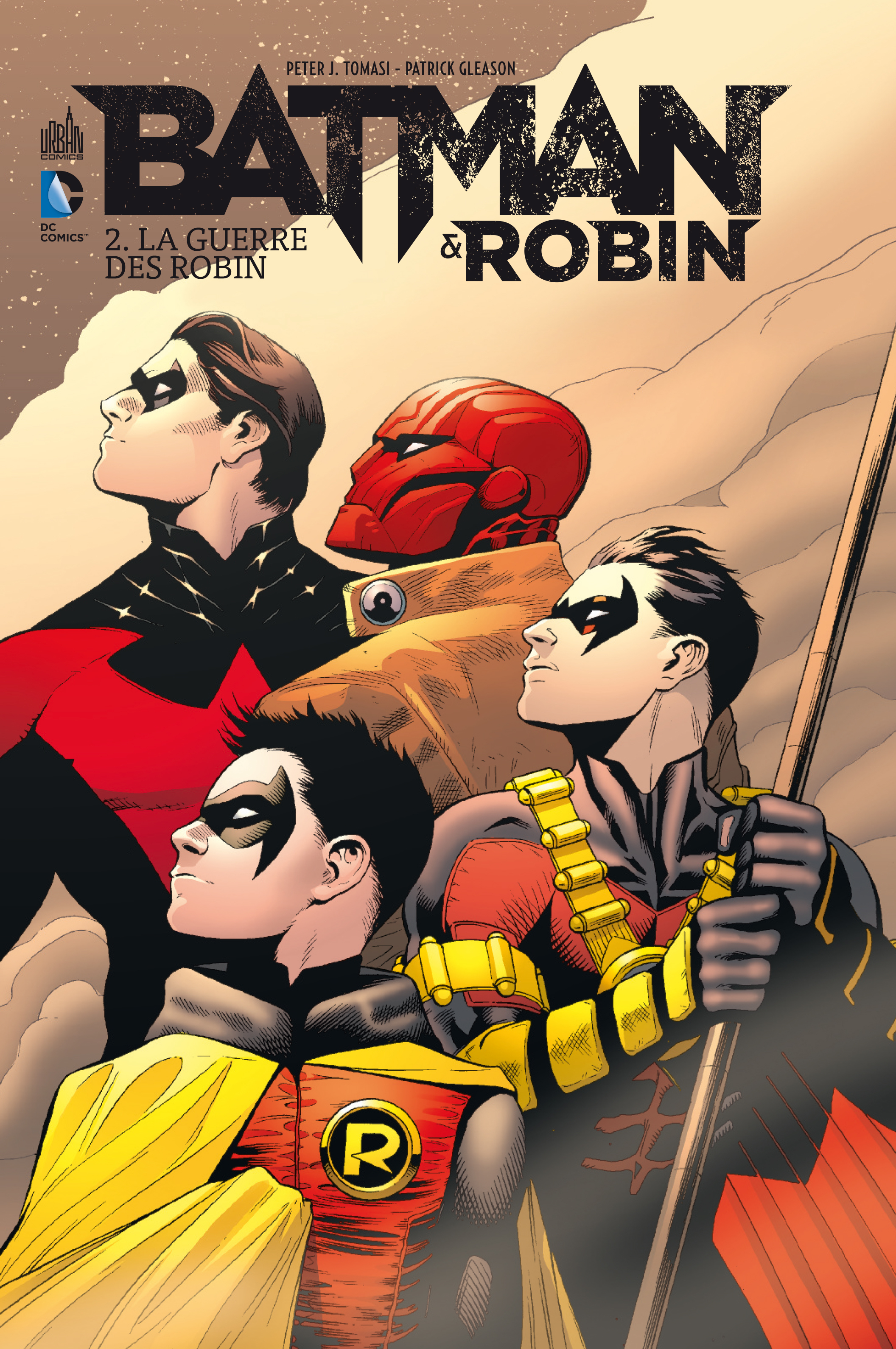 BATMAN & ROBIN T2