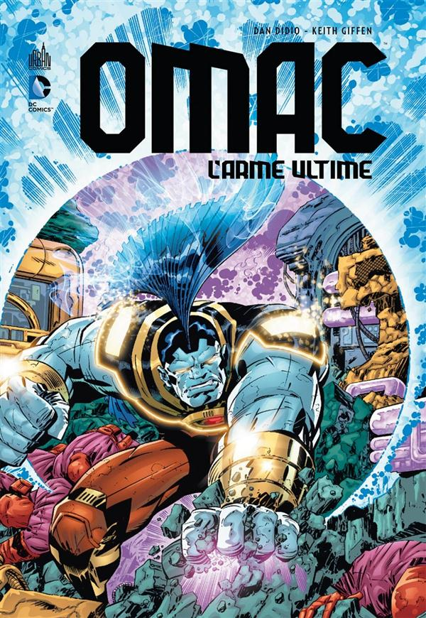 OMAC : L'ARME ULTIME - TOME 0