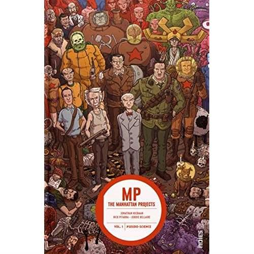 MANHATTAN PROJECTS - TOME 1