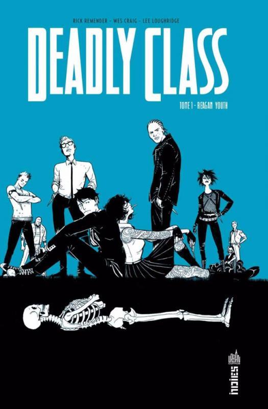 DEADLY CLASS T1