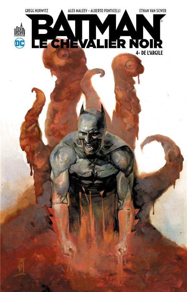 DC RENAISSANCE - BATMAN LE CHEVALIER NOIR TOME 4
