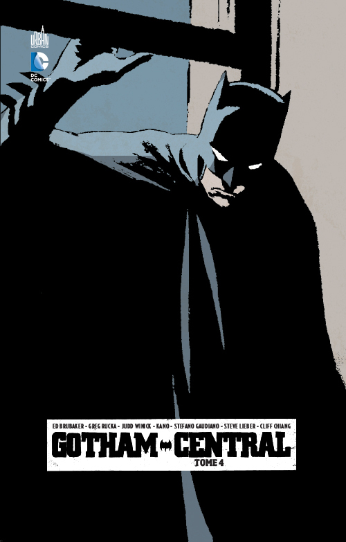 GOTHAM CENTRAL TOME 4
