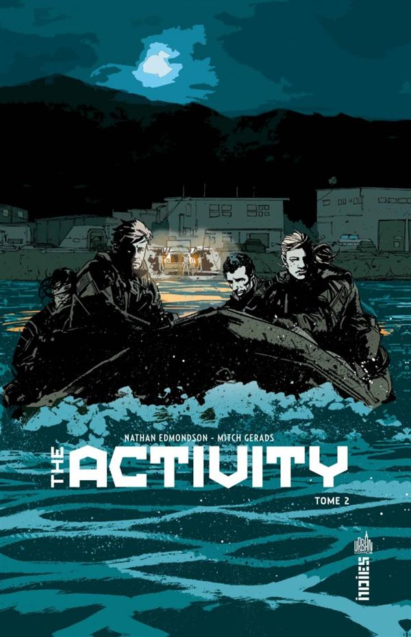 THE ACTIVITY TOME 2 - URBAN INDIE