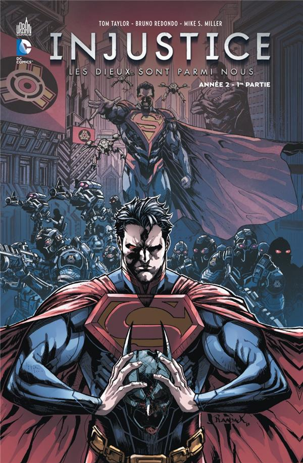 INJUSTICE - TOME 3