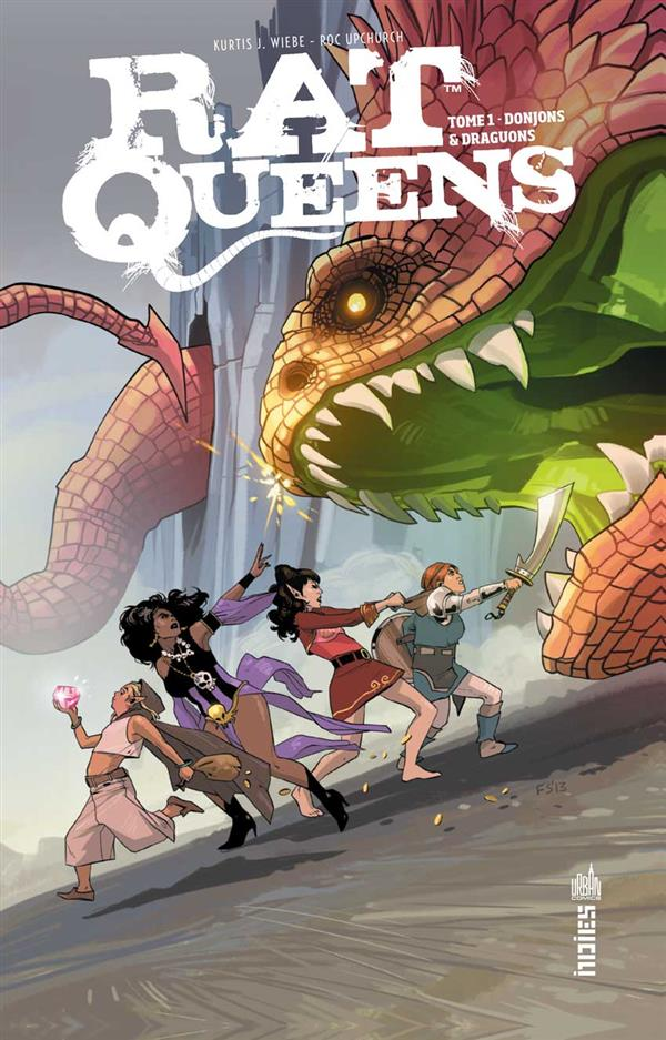 RAT QUEENS T1 - URBAN INDIE