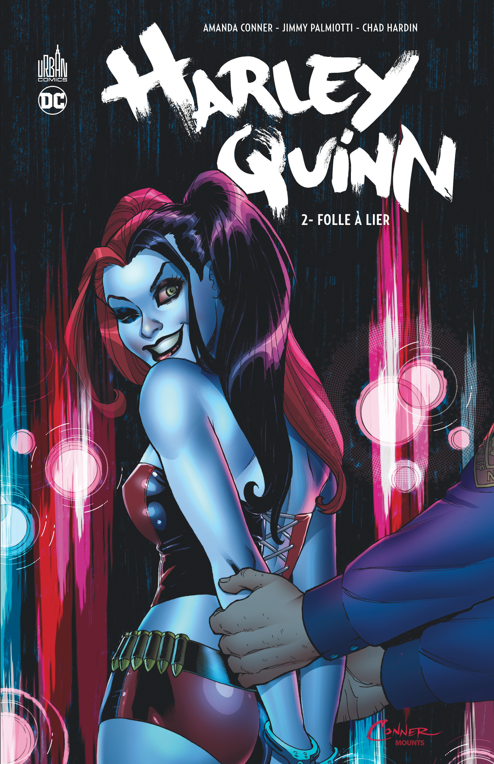 HARLEY QUINN TOME 2