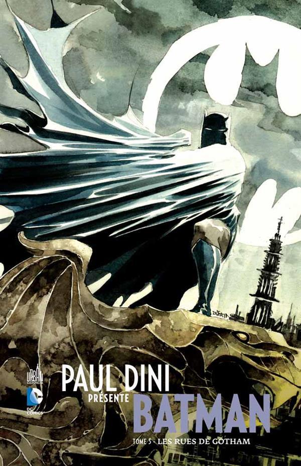 PAUL DINI PRESENTE BATMAN T3 - DC SIGNATURES