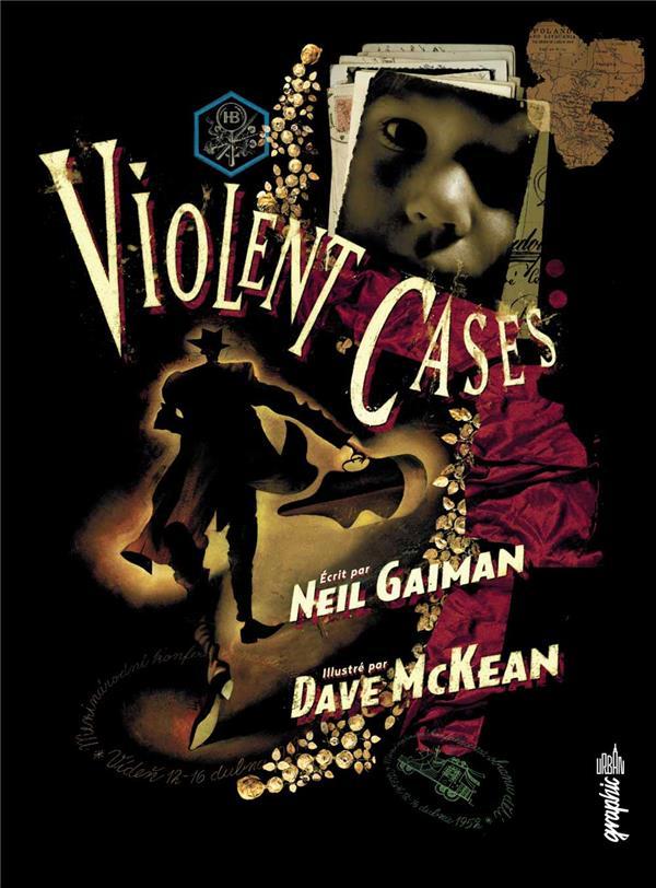 VIOLENT CASES - URBAN GRAPHIC
