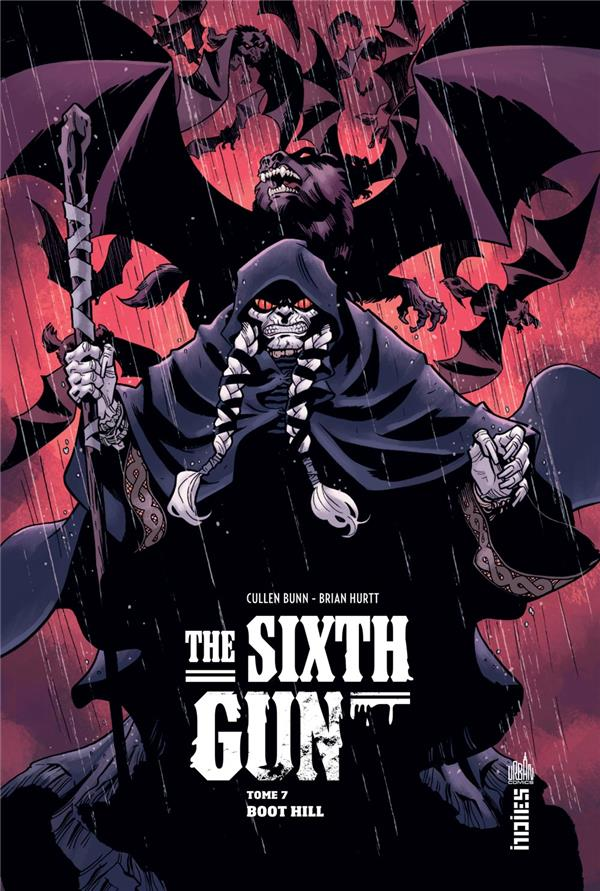 THE SIXT GUN TOME 7 - URBAN INDIE