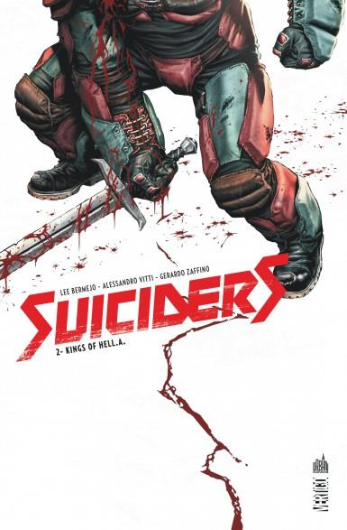 SUICIDERS TOME 2