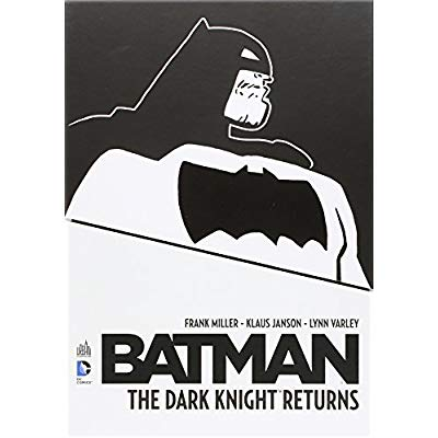 COFFRET BATMAN DARK KNIGHT RETURNS