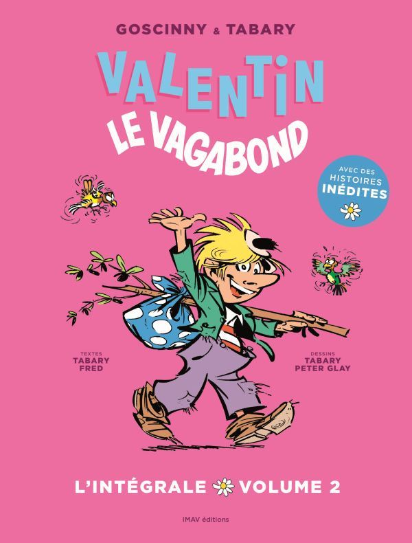 VALENTIN LE VAGABOND - INTEGRALE VOL 2