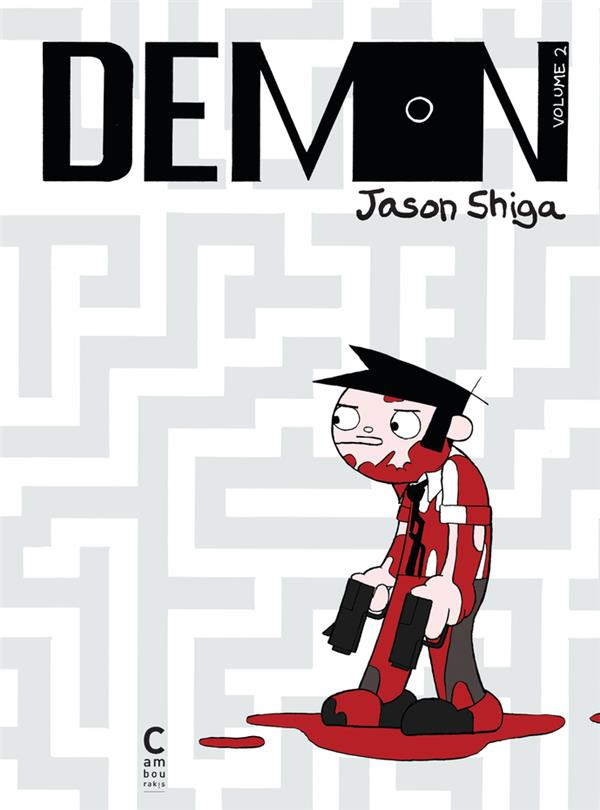 DEMON VOL. 2