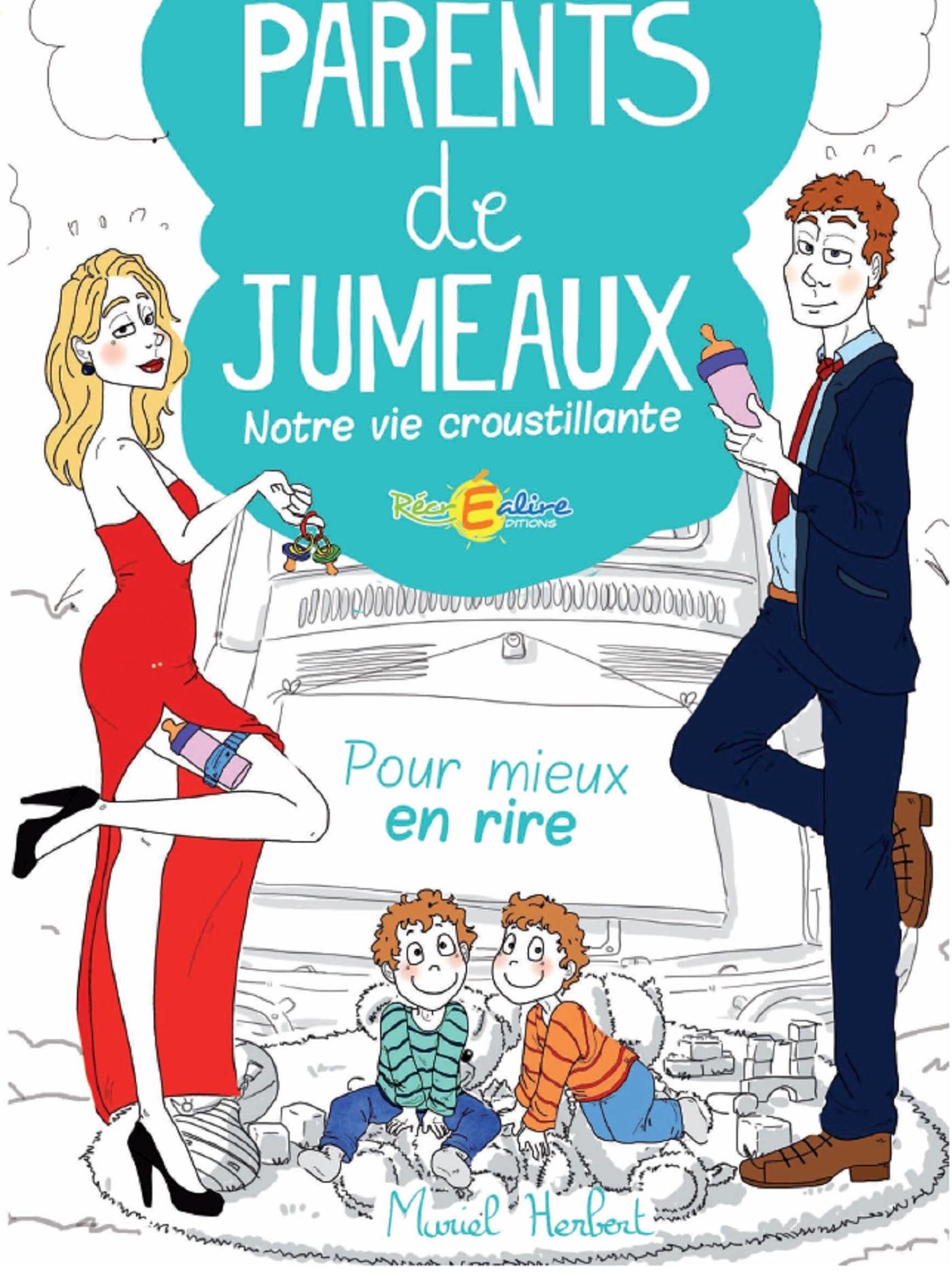 PARENTS DE JUMEAUX, NOTRE VIE CROUSTILLANTE