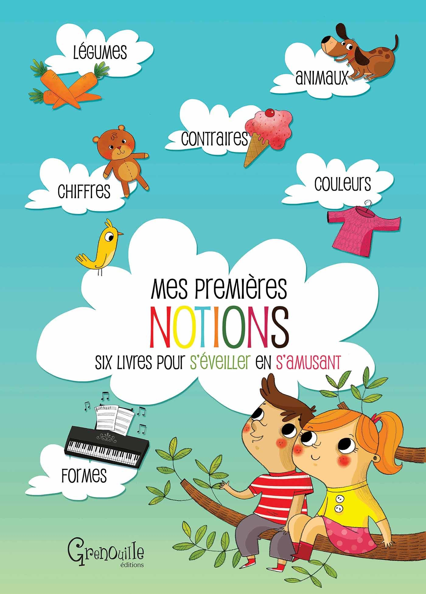 MES PREMIERES NOTIONS (MES)