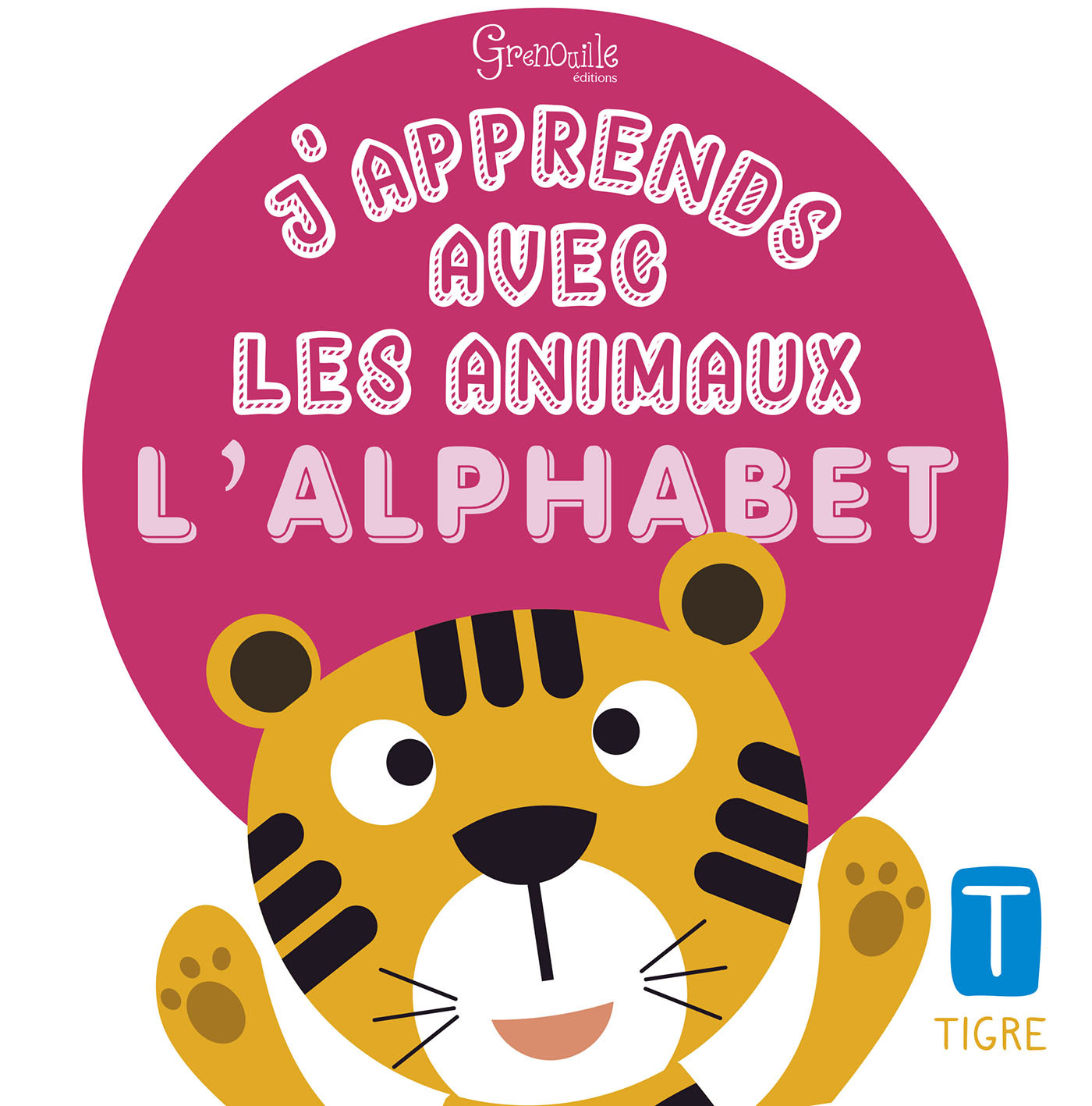 J'APPRENDS L'ALPHABET