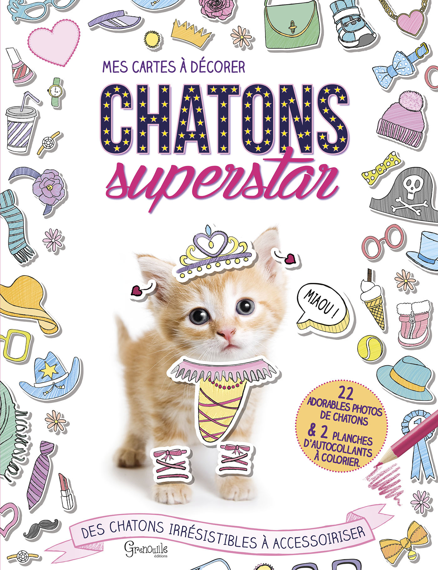 CHATONS SUPERSTAR