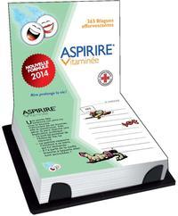 ASPIRIRE VITAMINEE 2014. 365 BLAGUES EFFERVESCENTES