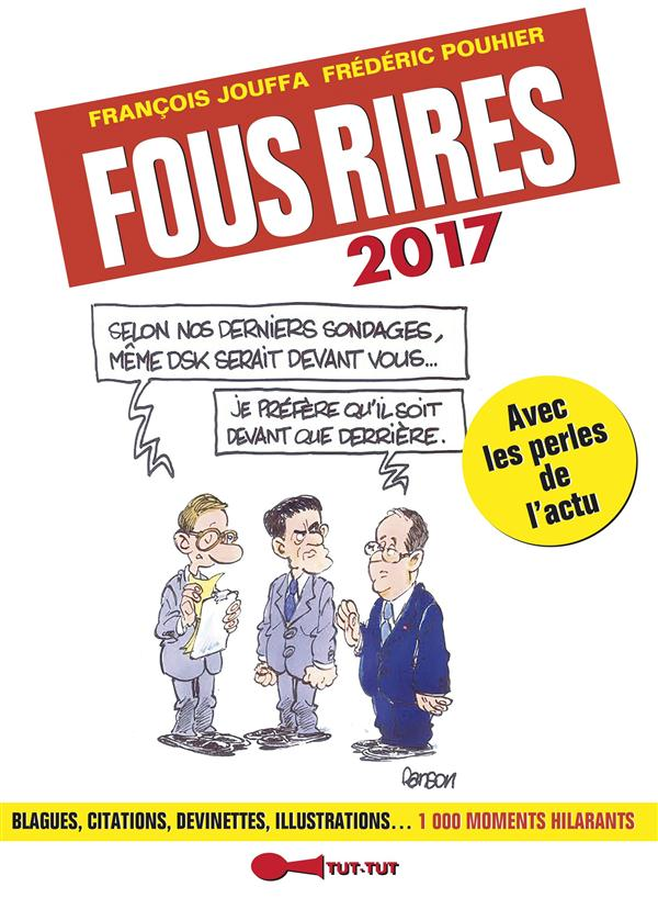 FOUS RIRES 2017