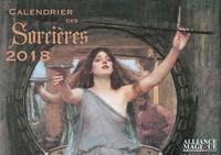 CALENDRIER DES SORCIERES 2018