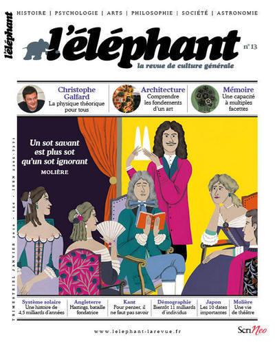 ELEPHANT : LA REVUE 13 (L')