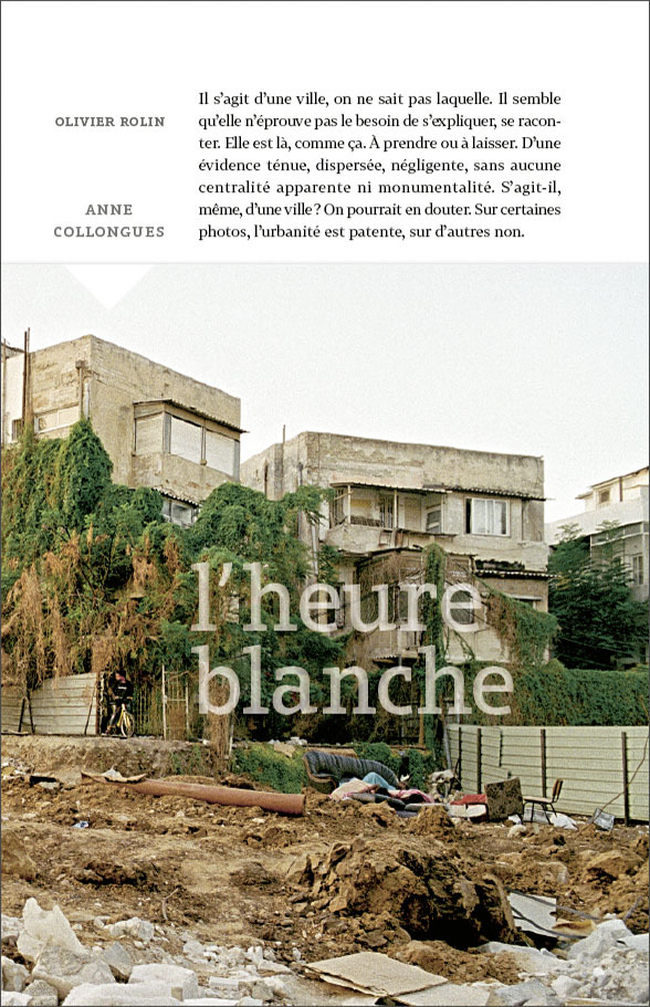 L'HEURE BLANCHE