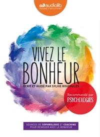 COFFRET VIVEZ LE BONHEUR - LIVRE AUDIO 3 CD AUDIO